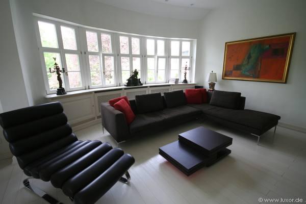 Immobilien-Nr.:Wiesbaden - 09033 - Modern sanierte Villenetage mit ...